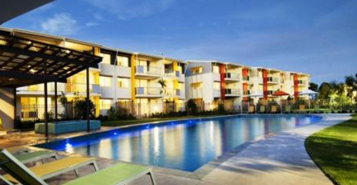 Whale Cove Apartments - Hervey Bay